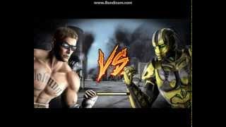 Як я граю в Mortal Kombat edition