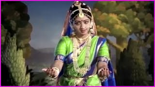 Sridevi And Jayasudha Super Hit Video Song - Allari Krishnudu Song   illalu Movie Songs