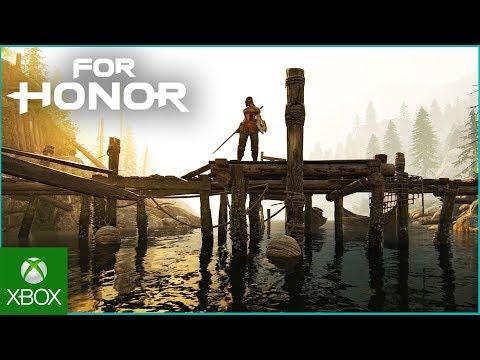 Игра For Honor получила обновление для Xbox One X до разрешения 4K