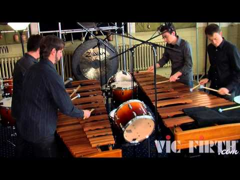 Fractalia by Owen Clayton Condon, performed by Third Coast Percussion