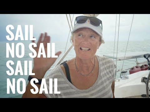 CHARGER FAIL, DIESEL LEAK, GENOA JAM... THAT'S BOATS! - SAILING FOLLOWTHEBOAT Ep 104