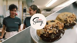 Chocolate Chip Cookie Sandwiches To Blow Your Mind - Savvy, Ep. 2.1