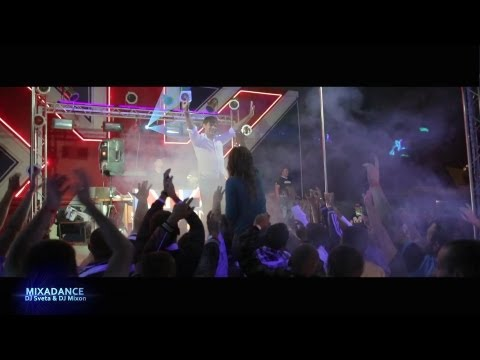 Жлондон | OPEN AIR MIXADANCE DJ SVETA & DJ MIXON