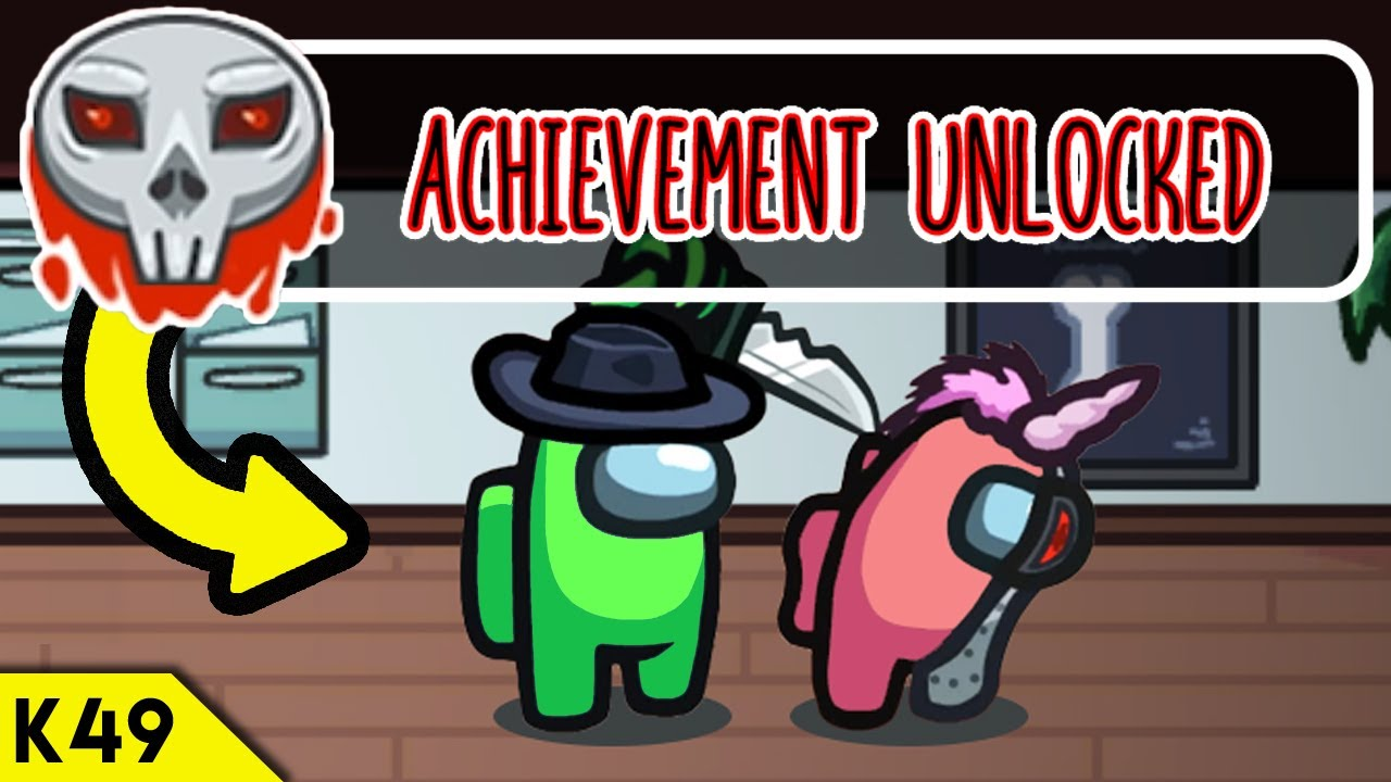 If Innersloth released Achievement System in Among Us new update