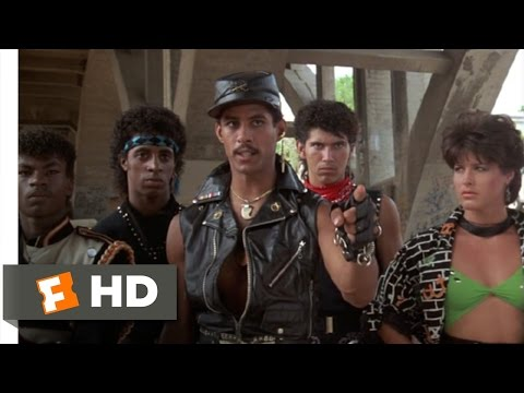 Breakin' 2: Electric Boogaloo (2/9) Movie CLIP - Dance Comba