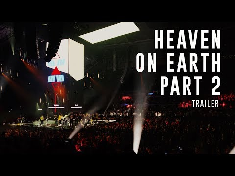 HEAVEN ON EARTH PART 2 TRAILER | LIVE in Melbourne | Planetshakers Official Video
