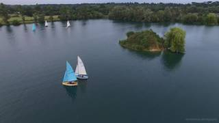 Maidenhead Sailing Club in 4K