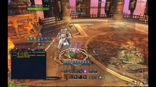 【Blade and Soul】Mushin Tower 20/F guide (FM POV) (with 12/4 Na/Eu patch skills)