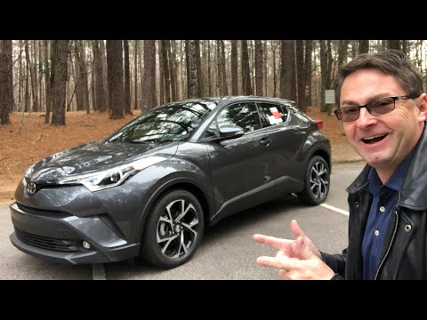 2019 ToyotaC-HR Limited - Full Review & Test Drive