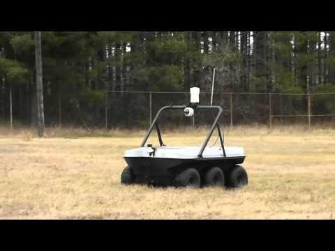 Perimeter Patrol System (PPS) - Parisien Research Corporation/Provectus Robotics