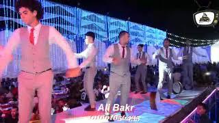 لحظه وصل حماده مجدي المسرح في السويس افراح وحوش ميت غمر
