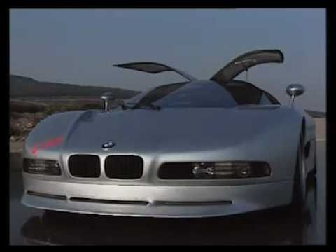 BMW Nazca C2 And M12 - Italdesign Giugiaro - Original Video