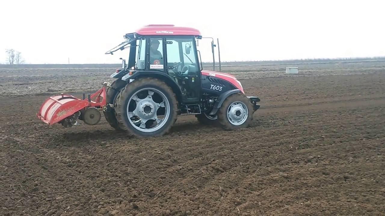 Трактор TYM T603