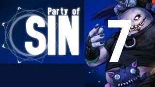 Party Of Sin - Walkthrough Part 7 - Badlands [No commentary] [HD PC]