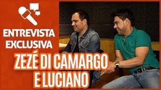 Zezé di Camargo e Luciano - Entrevista Exclusiva [ESTÚDIO GAZETA FM HD]
