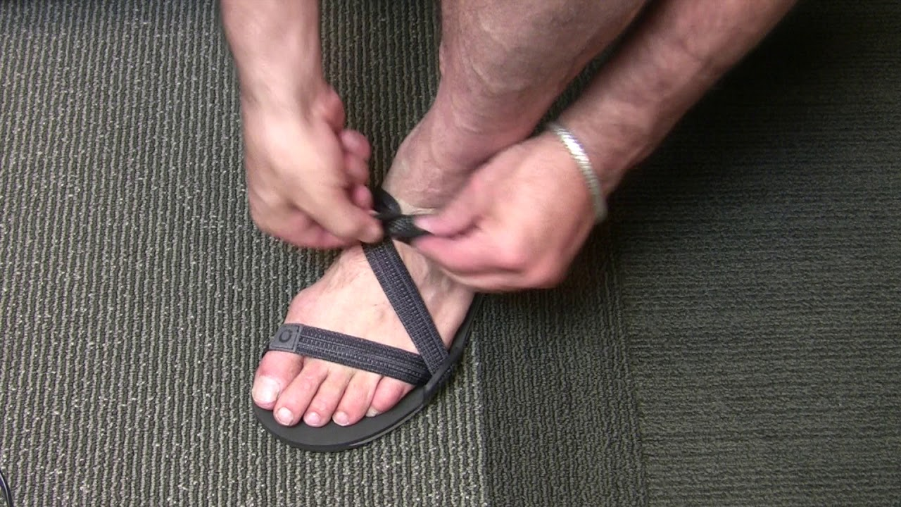 f70f72cddf3ec How to Adjust Your Xero Shoes Barefoot-style Sandals for a Perfect Fit