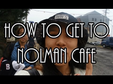 ♥ JEJU | How to go to NOLMAN CAFE by BUS & HOW TO ORDER + MORE INFO