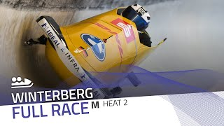 Winterberg | BMW IBSF World Cup 2020/2021 - 2-Man Bobsleigh Heat 2 | IBSF Official