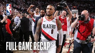 Download THUNDER vs TRAIL BLAZERS | MUST-SEE Finish That Will Leave You SPEECHLESS! | Game 5 Mp3 and Videos