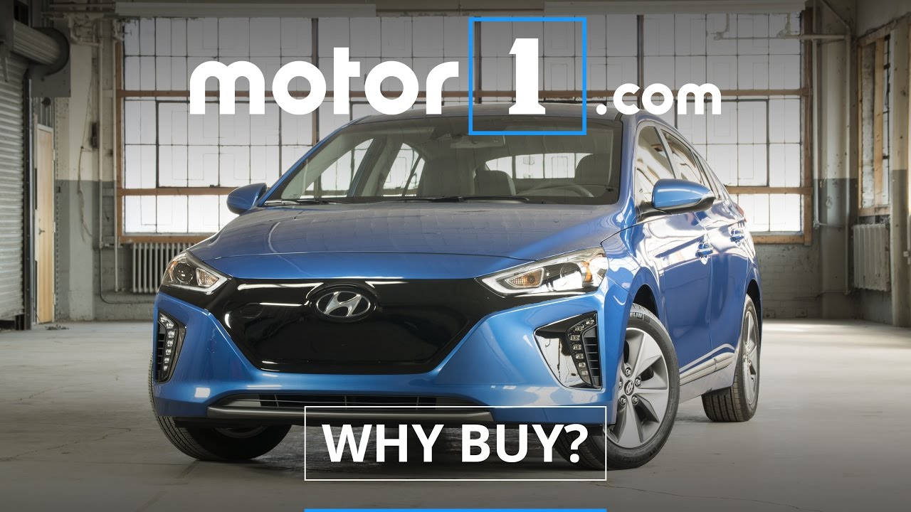 Why Buy 2017 Hyundai Ioniq Electric Review Youtube