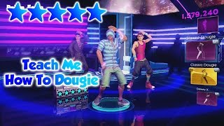 Dance Central 3 - Teach Me How To Dougie - 5 Gold Stars