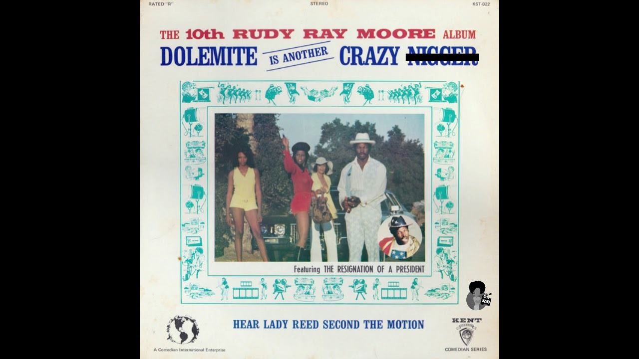 Download Dolemite is Another Crazy Ni**er | Rudy Ray Moore #DolemiteIsMyName