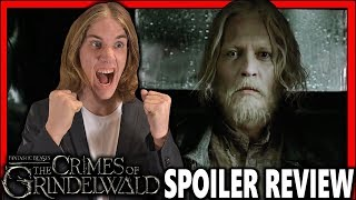 Fantastic Beasts: The Crimes of Grindelwald - Spoiler Review