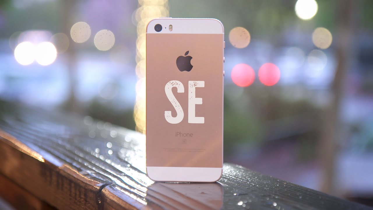 Apple iPhone SE - 1 Week Later!