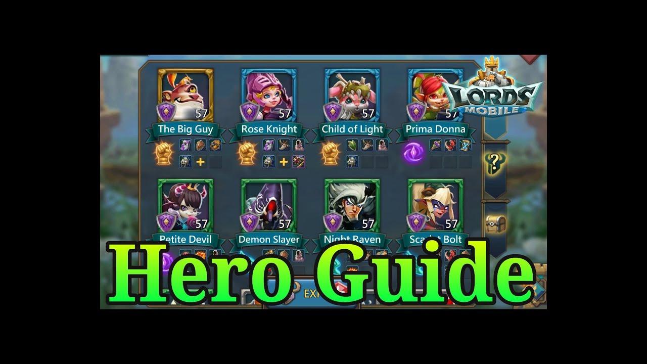 heroes mobile