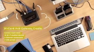 Sierra Wireless AirCard 760S LTE 4G Mobile Wi-Fi