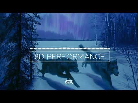 David Guetta - She Wolf  8D PERFORMANCE