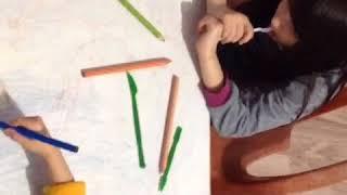 Урок детского творчества