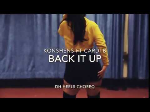 Lady Lis ** Cardi B ft. Konshens - Back it up ** Dancehall Heels Choreografie