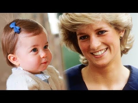 How one family pet links Princess Charlotte to her grandmother Princess Diana in a generation of ani