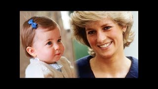 How one family pet links Princess Charlotte to her grandmother Princess Diana in a generation of ani thumbnail