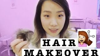 HAIR MAKEOVER IN TOKYO - HAIR SALON NALU [NUMBER76] + HAIRCARE
