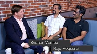 Mr. Sleeter's Neighborhood with Sridhar Vembu & Raju Vegesna - Episode 1