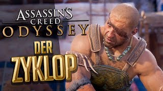 ASSASSIN'S CREED ODYSSEY ⚔️ 008: Der ZYKLOP