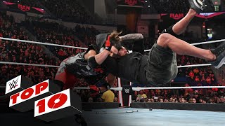 Top 10 Raw moments: WWE Top 10, Dec. 30, 2019
