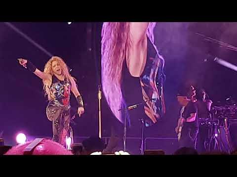 Shakira -  Me Enamore (Cologne 2018)  | El Dorado World Tour |4K|