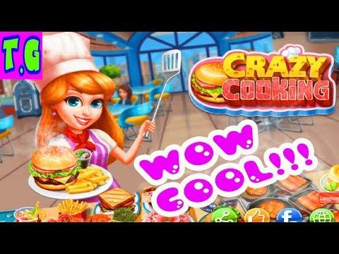 Crazy Cooking -
