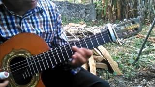 Solo dejé yo a mi padre Requinto tutorial explicado (Requintos de guitarra acústica)