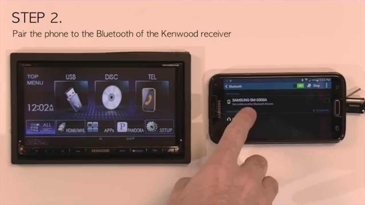 KENWOOD DNX571EX Multimedia Receiver Descargar Controlador