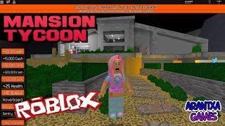 Mi super mansion y mi Porsche 🏡🚗 Roblox MANSION TYCOON