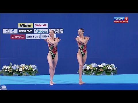 Рио 2016. Российские синхронистки продолжают подготовку к Олимпиаде