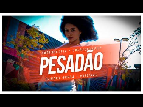 PESADÃO- IZA FEAT MARCELO FALCAO ( Coreografia Oficial : DanDan firmo)/ Ramana Borba