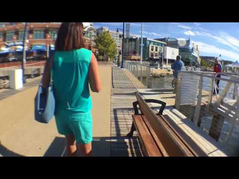 Exploring the National Harbor & City of Alexandria