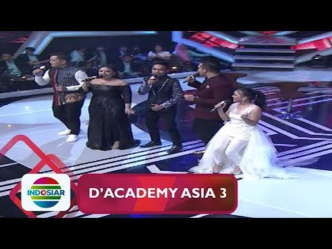 Highlight D'Academy Asia 3 - Group 1 Top 10 Result