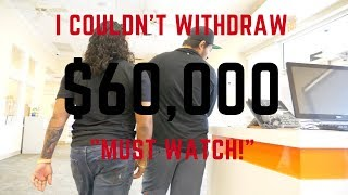 """Berto Delvanicci EXPOSES!-""""MUST WATCH!"""" COULDN'T WITHDRAW $60,000! #ForexMONEY #BANKPROBS #CASH"""