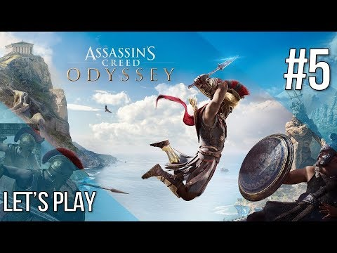 ASSASSIN'S CREED ODYSSEY: LE LET'S PLAY QUI RELAXE - EPISODE 5 - 2K 60 fps thumbnail